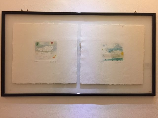 Koshiba Sadao and others - Very fine lot of numbered and signed art prints