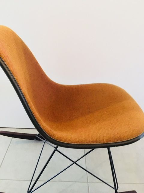 Terrific Charles Eames Herman Miller Rocking Chair 1 Catawiki Unemploymentrelief Wooden Chair Designs For Living Room Unemploymentrelieforg