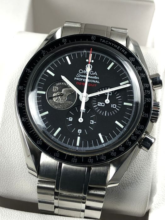 Omega - Moonwatch Apollo XI 40 Years Edition Limited Ed - 311.30.42.30.01.002 - Men - 2000-2010