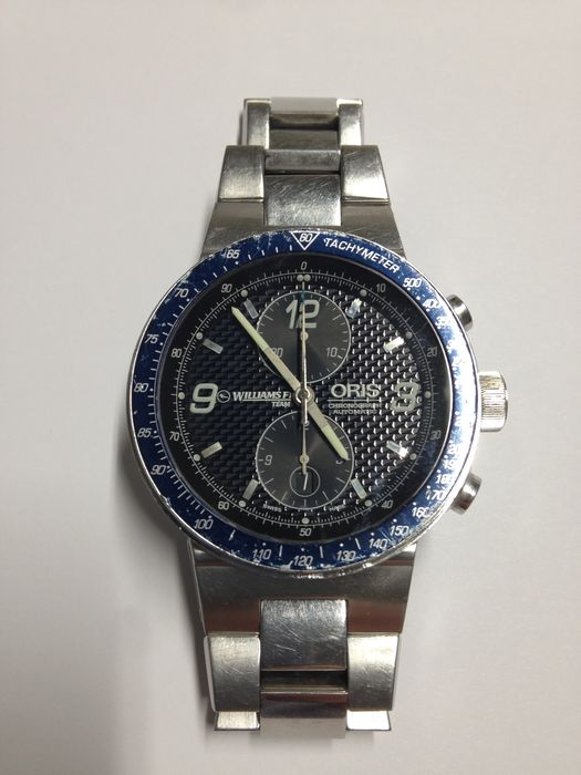 Oris - F1 Williams limited edition - Heren - 2000-2010