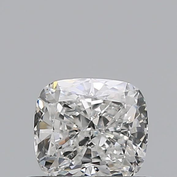 1 pcs Diamond - 0.50 ct - Amortiza - F - VS2