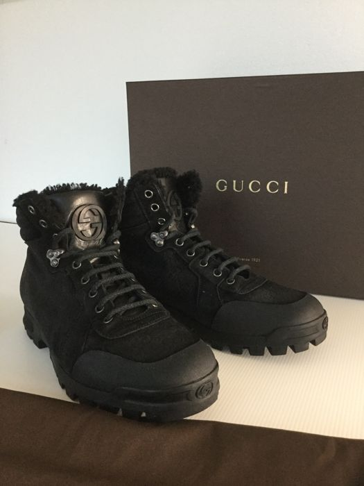 e359ad6d3 Gucci - Boots tg.42 UK 8 Ankle boots - Catawiki