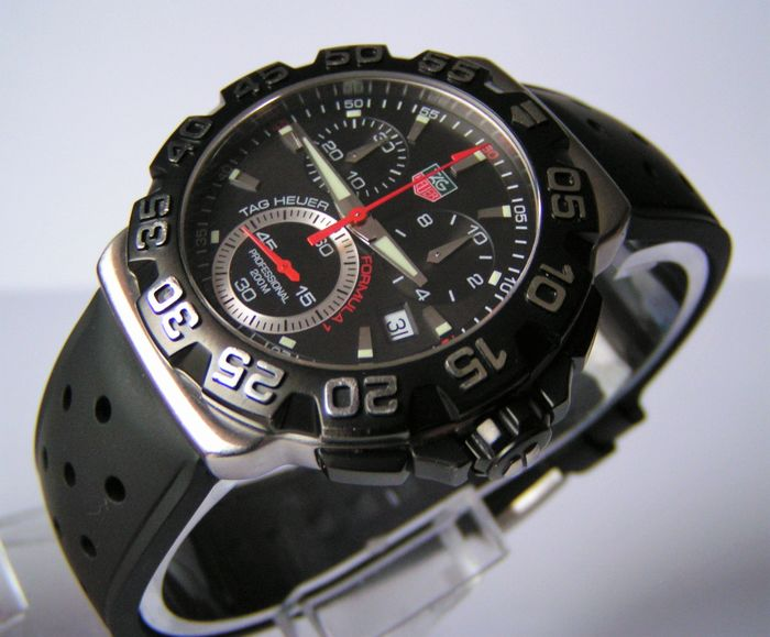 TAG Heuer - Formula 1 - Chronograph 200 M - CAH1110 - Homme - 2011-aujourd'hui