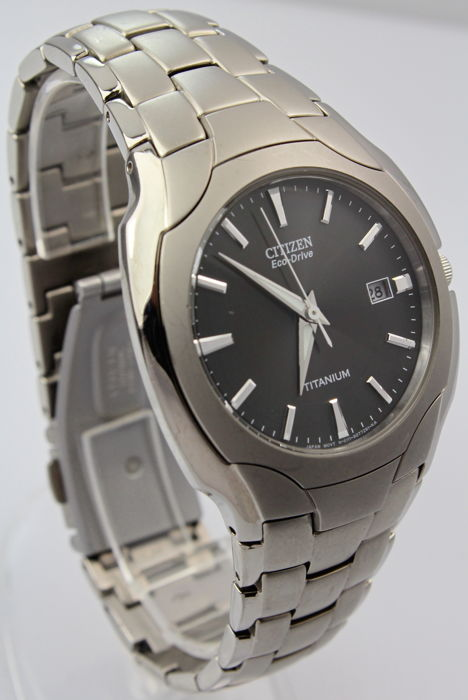 Citizen - Titanium Eco Drive - Mint Condition - Heren - 2011-heden
