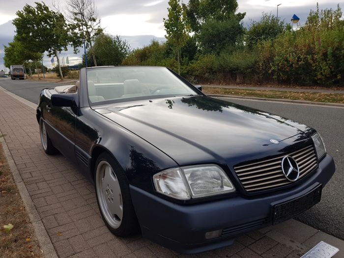 Mercedes-Benz - 320 SL - 1993