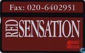 Wella Red Sensation Fax: 020-6402951