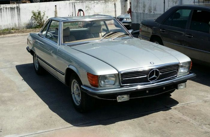 Mercedes-Benz - 350 SL (W107) - 1972