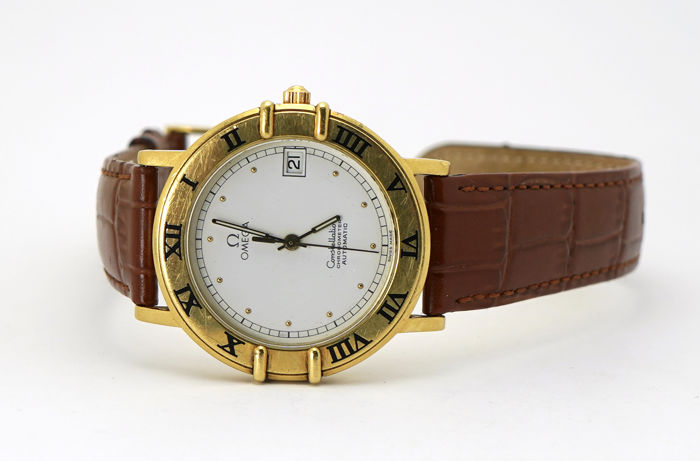 Omega - Constellation  - Unisex - 2000-2010