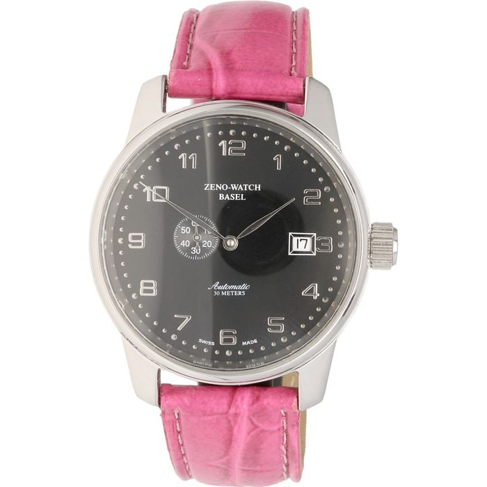 Zeno-Watch Basel - 6554 - Heren - 2000-2010