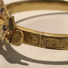 Jewellery auction (Antique)