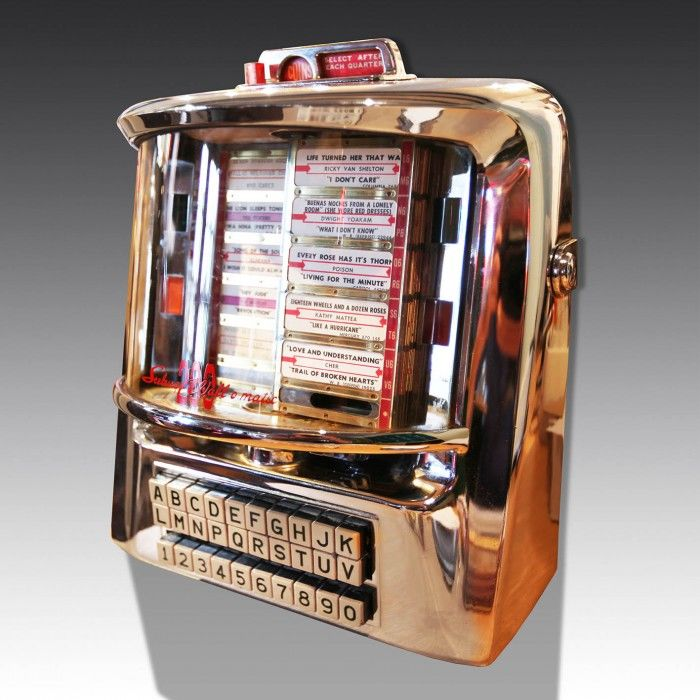 seeburg - seeburg - Jukebox (1) - cromo