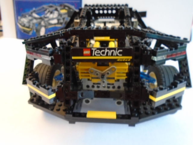 lego technic 8880 car super car formula 1 1990. Black Bedroom Furniture Sets. Home Design Ideas