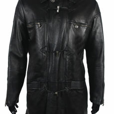 Versace Versus - Pure Lamb Leather Jacket