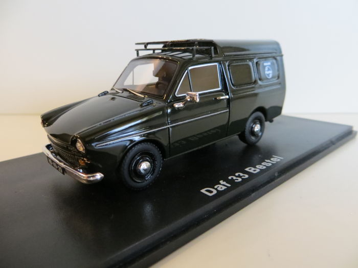 QSP Model Collection - 1:43 - Daf 33 Bestel - Philips - Limited Edition