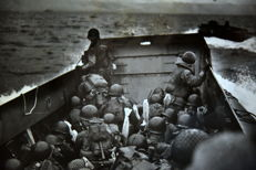 Unknown/US Coast Guard - French Coast Dead Ahead, D-Day invasion, Normandy,
