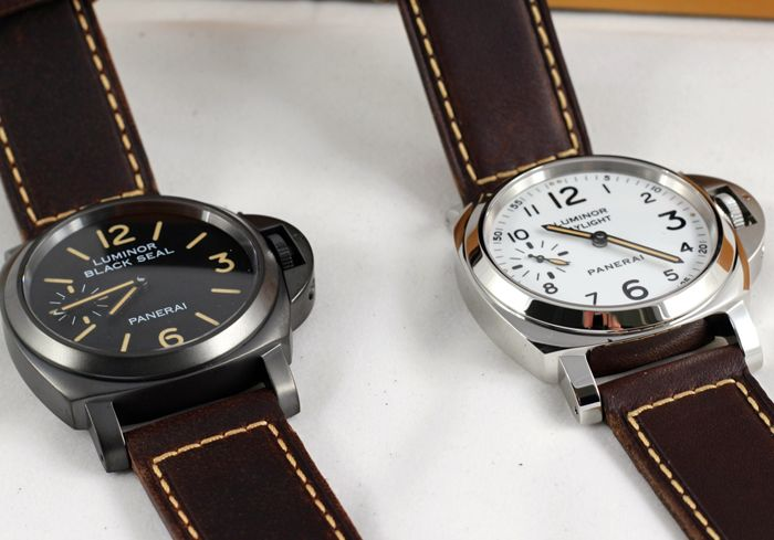 Panerai - Luminor Daylight set pam785 Blackseal and Daylight - PAM00785 - Unisex - 2015