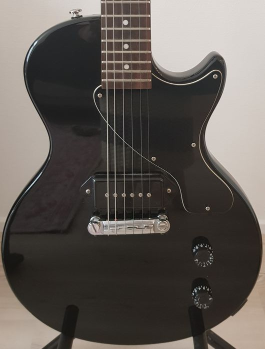 epiphone les paul junior with p90 electric guitar indonesia 2005 catawiki. Black Bedroom Furniture Sets. Home Design Ideas