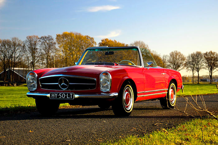 mercedes benz 230 sl pagode w113 1964 catawiki. Black Bedroom Furniture Sets. Home Design Ideas