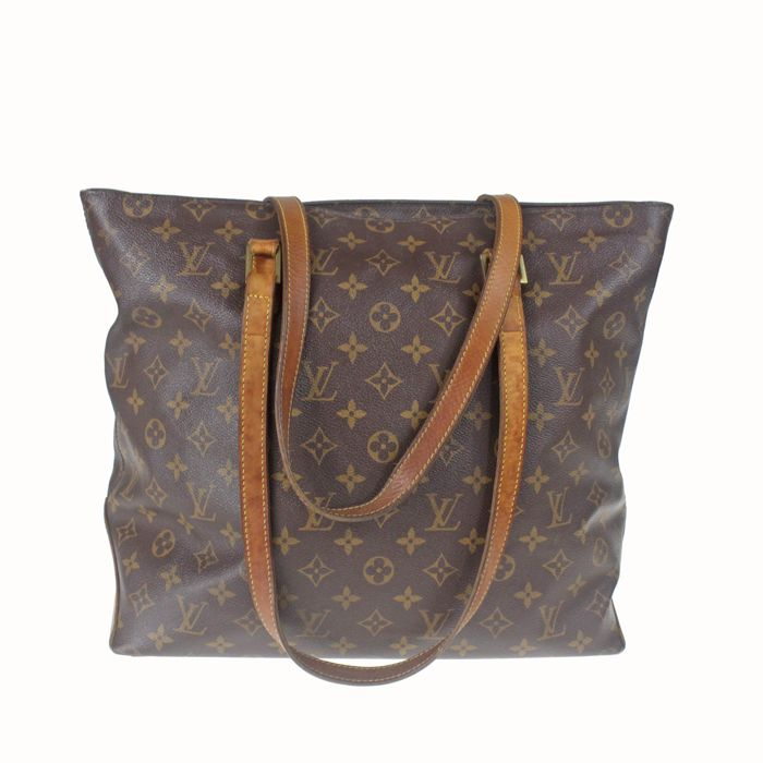 3586a3f332cd Louis Vuitton - CABAS MEZZO Sac en bandoulière - Catawiki