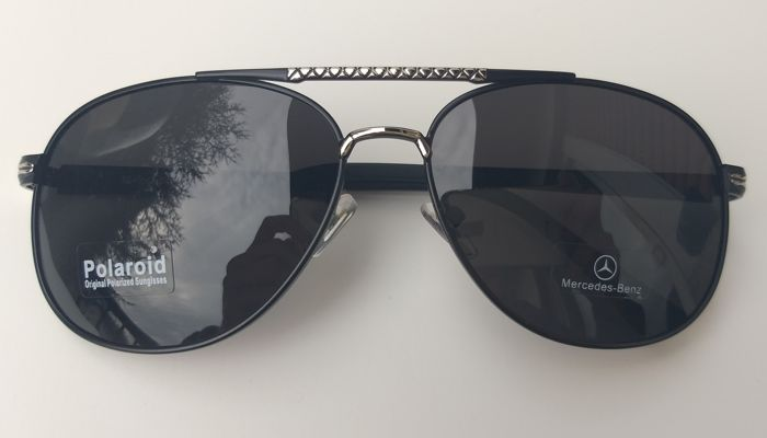 5a65d2a80e7 Mercedes Benz Pilot Aviator Sunglasses Sunglasses - Catawiki