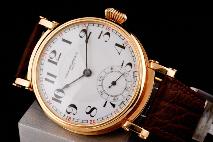 Patek Philippe - Chronometer Marriage watch - Men - 1850-1900