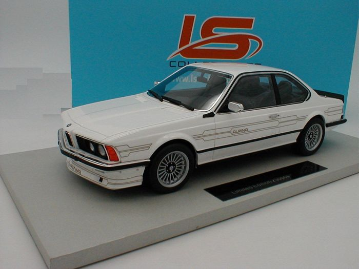 Ls Models 1 18 Bmw 635 Alpina B7 Coupe Wit Limited Edition