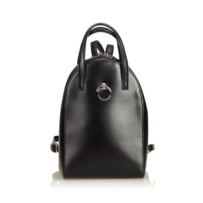 Cartier - Leather Panthere Backpack