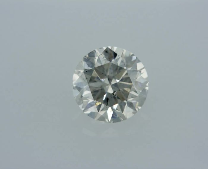 1 Diamond - 0.75 ct - Brilliant - F - ** LOW RESERVE **, SI1