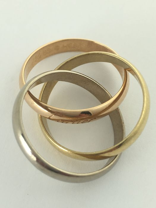 Cartier - Ring - Gold