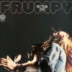 Frumpy - By The Way (Original Pressing On Vertigo Swirl) - album LP - 1972/1972