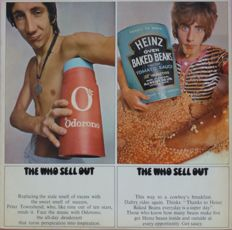 The Who - Sell Out - album LP - 1967