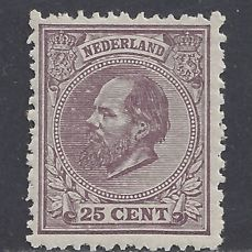 Niederlande 1875 - King Willem III - NVPH 26