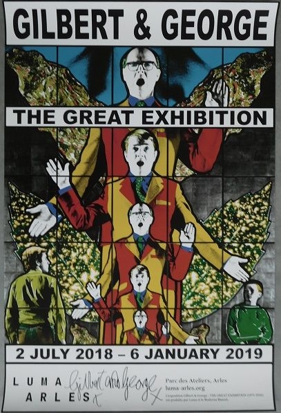 Gilbert and George - The Great Exibition