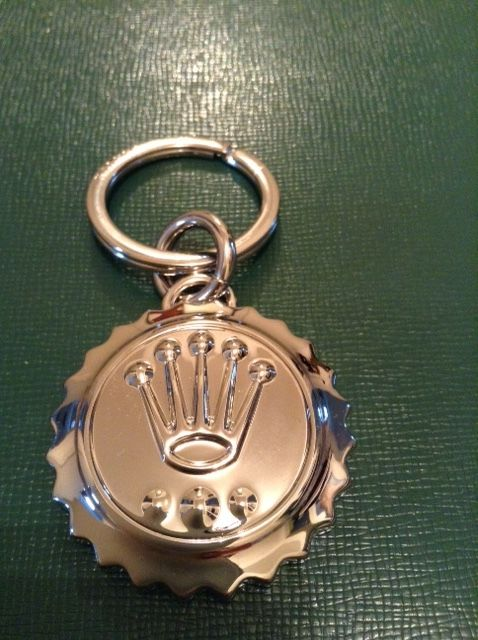 Rolex , CROWN Keychain , with box , Unisex , 2019 , Catawiki