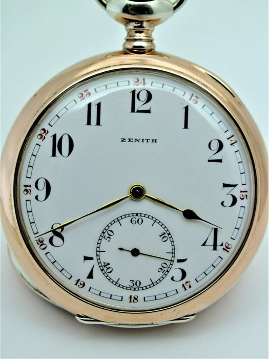 Zenith - chronometer Pocket watch NO RESERVE PRICE - Άνδρες - 1901-1949