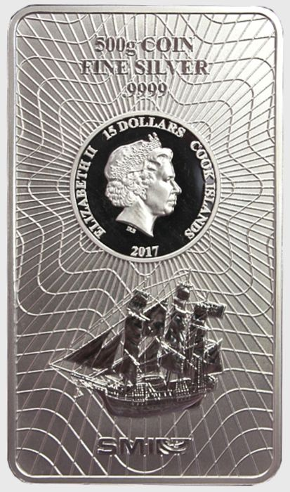 SMI - 500 g - 999.9 - Minted - Sealed