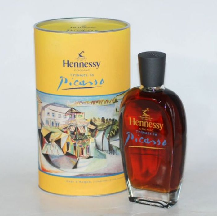 Cognac Hennessy Tribute to Picasso - 1990s - 35cl