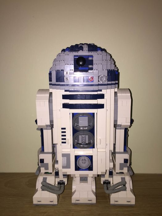 Lego Star Wars Moc After The Ucs R2 D2 10225 Catawiki