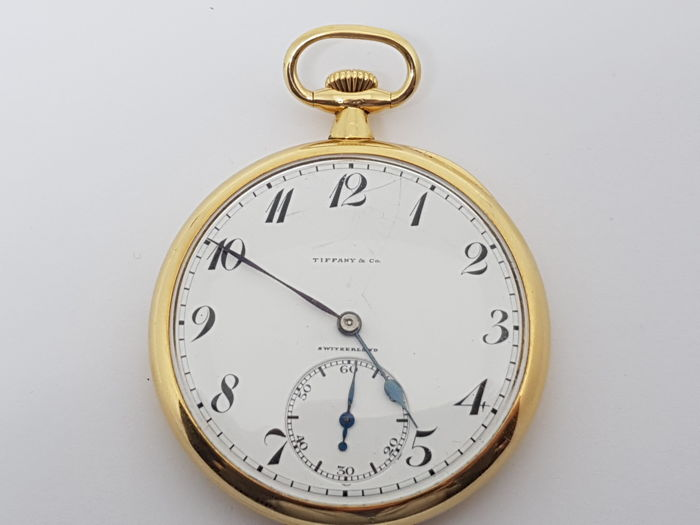Patek Philippe - made for Tiffany & Co - 185605 - Men - 1901-1949