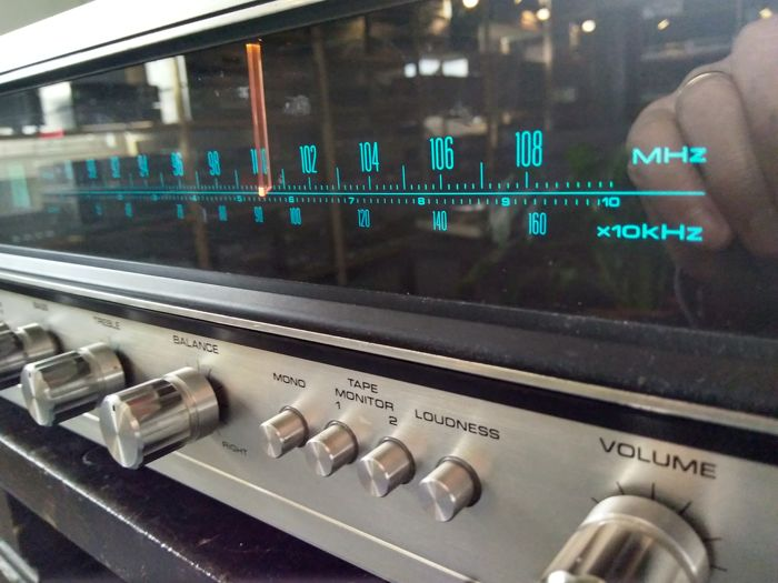 Pioneer SX 535 top receiver 1974!!! - Catawiki
