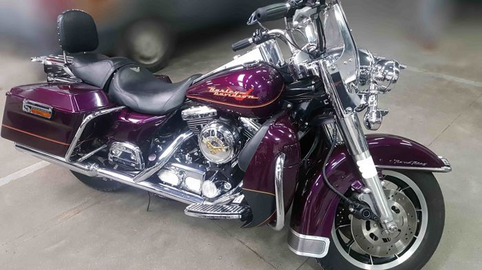 Harley-Davidson - Road King - 1340 cc - 1997