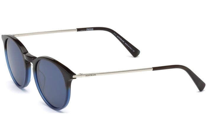 dc3ff7642364a Mont Blanc - Exclusive First Class - New - Made in Italy Sunglasses ...