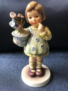 Goebel Hummel - 463/0 'My wish is small', exclusive edition 1992/93