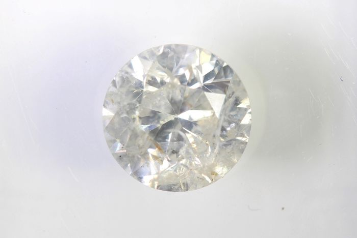 AIG Sealed Diamond  – 1.09 ct – I , I2 – * NO RESERVE PRICE *