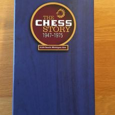 The Chess Story 1947 - 1975 , complete box set