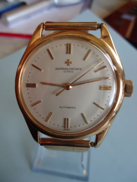 Vacheron Constantin -   18k - Heavy screwback - 35.5mm - 4870 - Men - 1950-1959