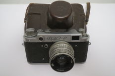 """FED-2"" -""Series IIa"".Fully operable!! 1956-1957 (rare).№239868"