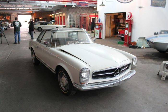 Mercedes-Benz - 230 SL - 1964 - Catawiki