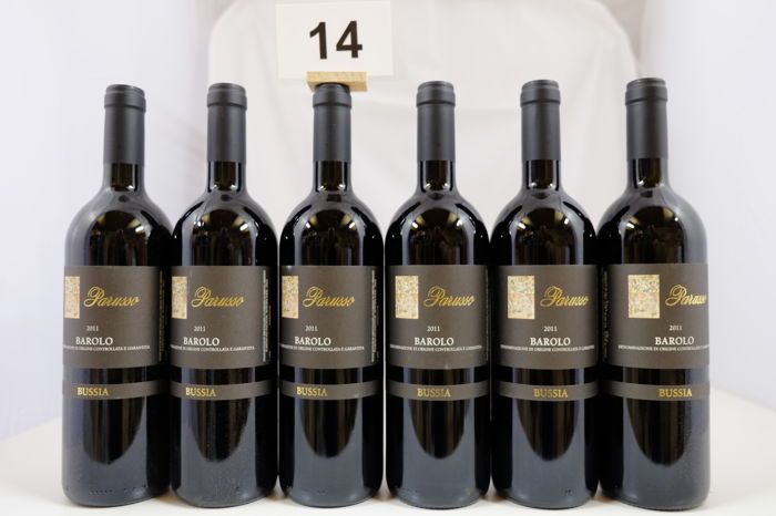 2011 Parusso Armando Bussia, Barolo DOCG, Italy - 6 Bottles (75cl) in OWC