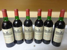 1978 / Chateau Moulin du Cadet GCC / 6 bottles
